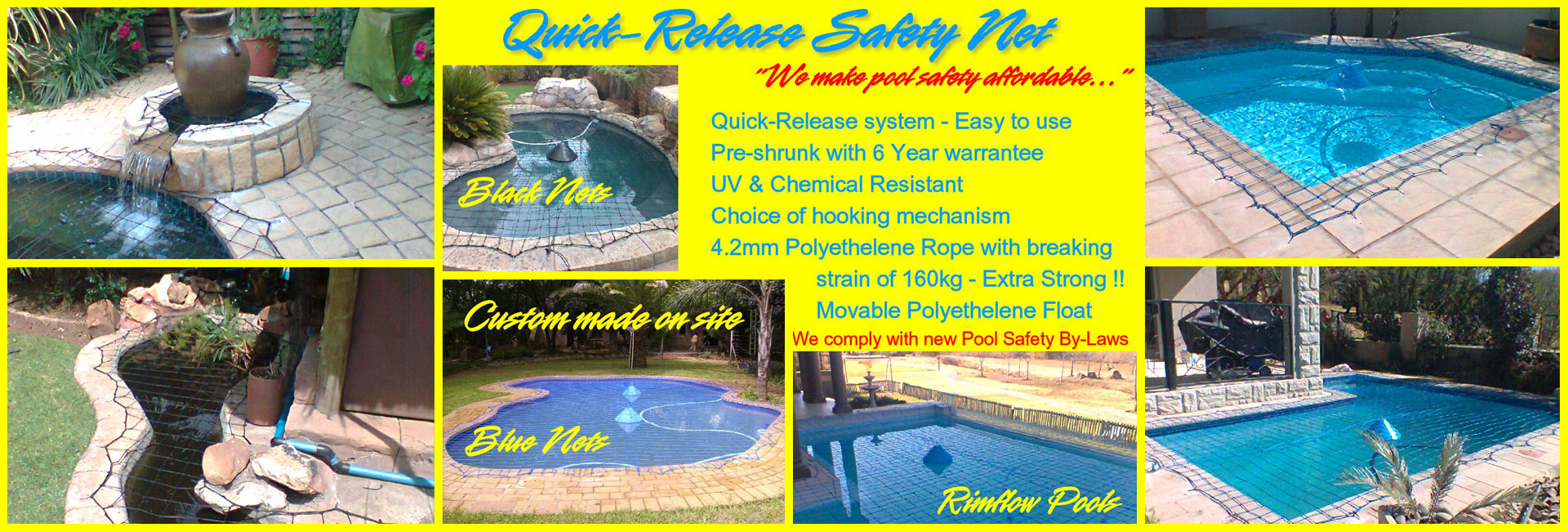 Secur A Pool Safety Net